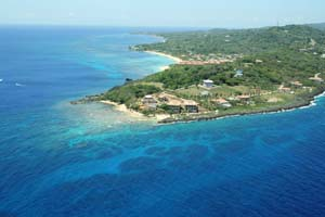 The Meridian at Lighthouse Point, Roatan, Honduras